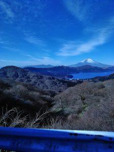 箱根 富士さん